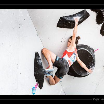 Boulder Weltcup Finale 2018