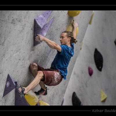 Kölner Boulder Meisterschaft 2017